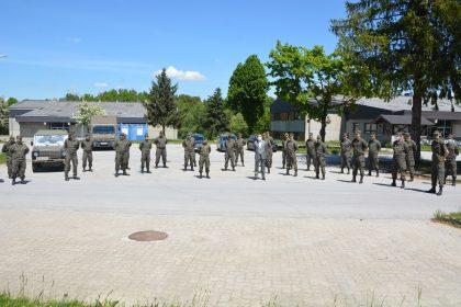 Bundesheer Miliz Lehrgang