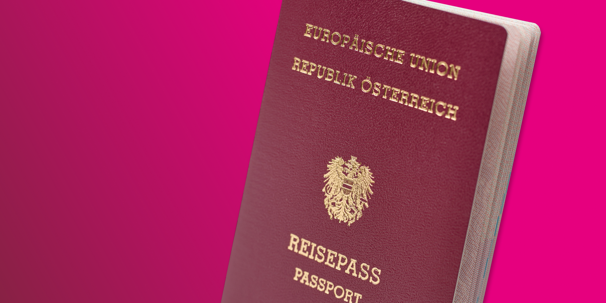 austrian passport header
